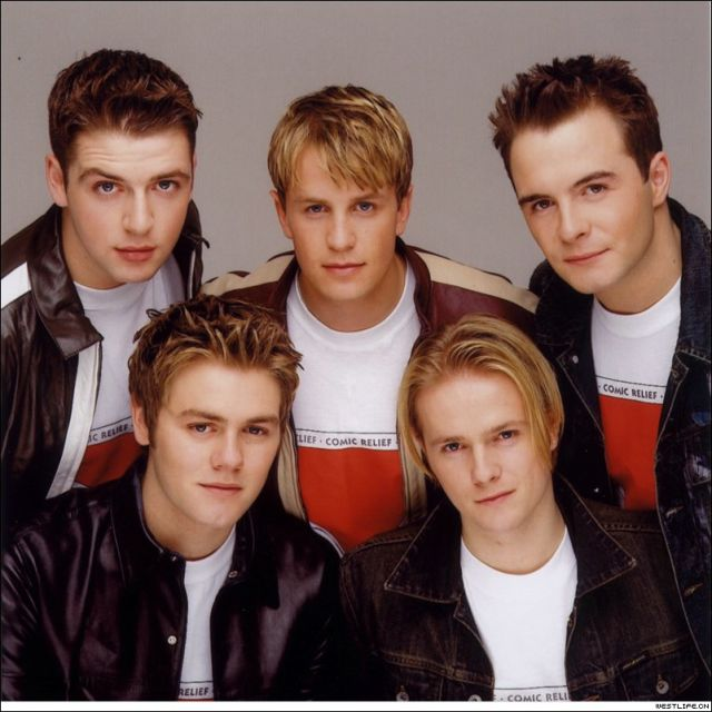 Why did you leave me, Westlife :(