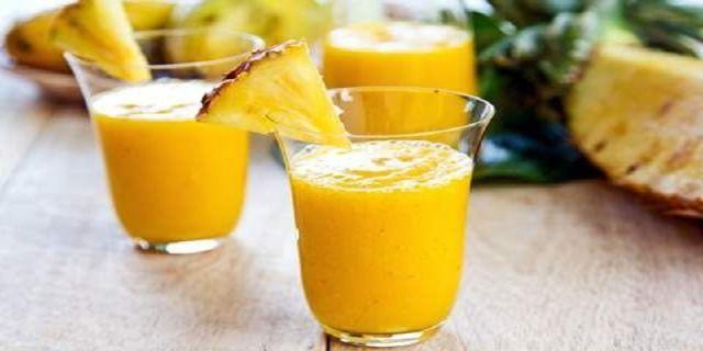 enzim bromelain pada jus nanas bisa hilangkan iritasi tenggorokan