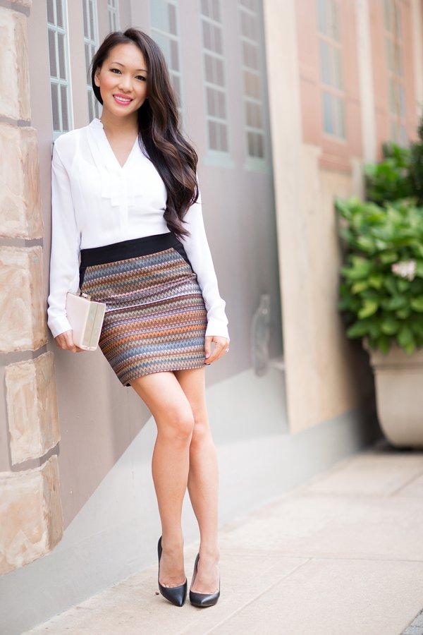 rok span warna-warni yang ini juga boleh