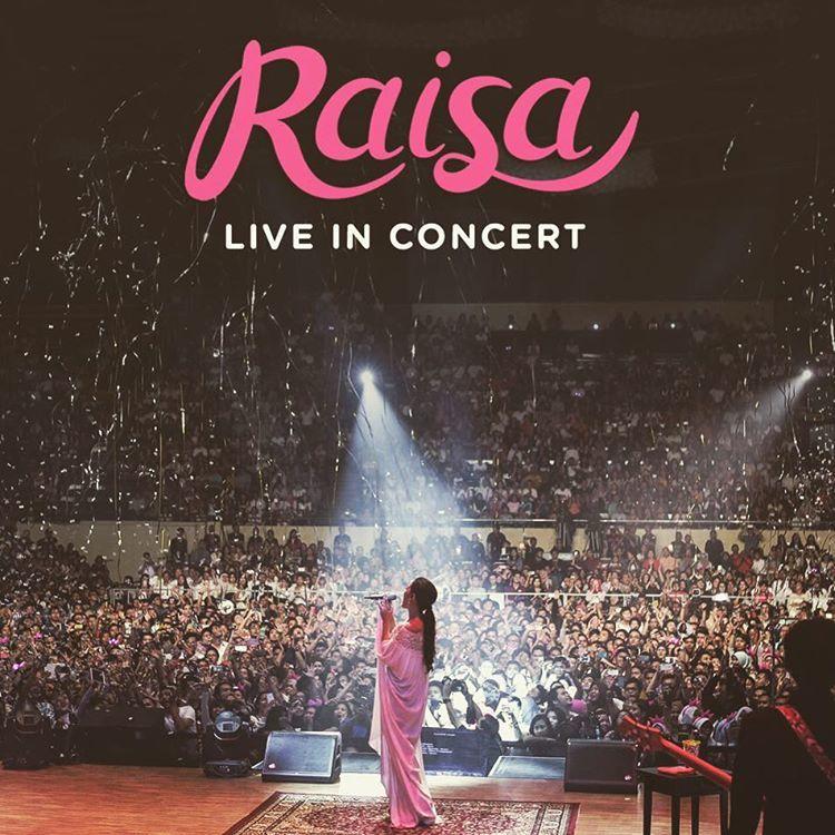 Bukan tidak mungkin kedepannya Raisa akan mengadakan konser bertajuk Kali Kedua.