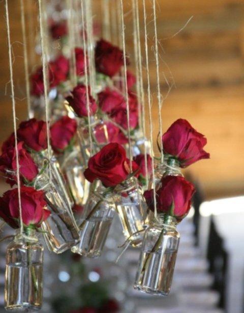 Selipkan bunga favoritmu