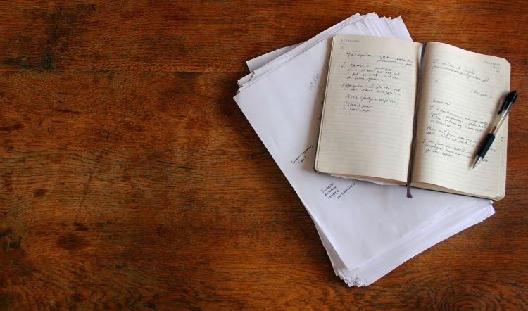 Tulis semua, jangan ada yang terlewat