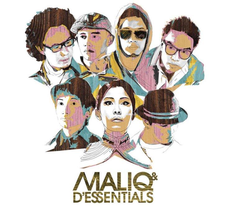 Maliq & D'essentials, Untitled.