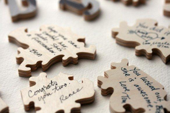 Jigsaw puzzle yang tak beraturan