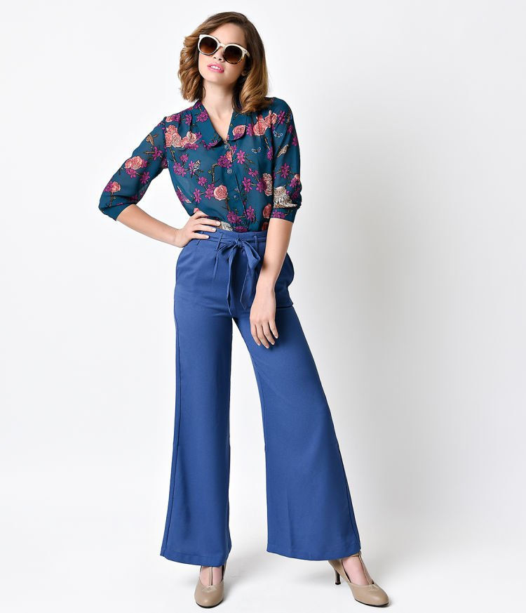 Celana A-line yang keren abis