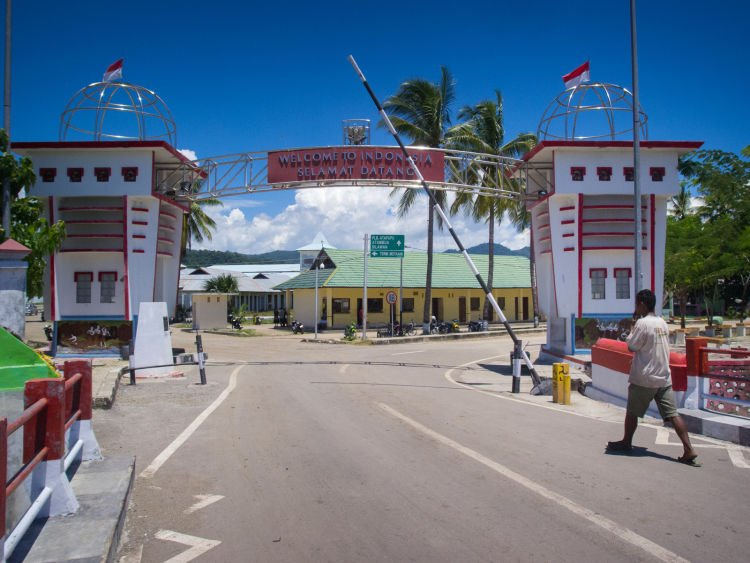 Selamat datang di Indonesia (Dari Timor Leste)