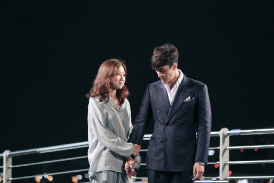 Chemistry antara Gong Hyo Jin dan So Ji Sup.