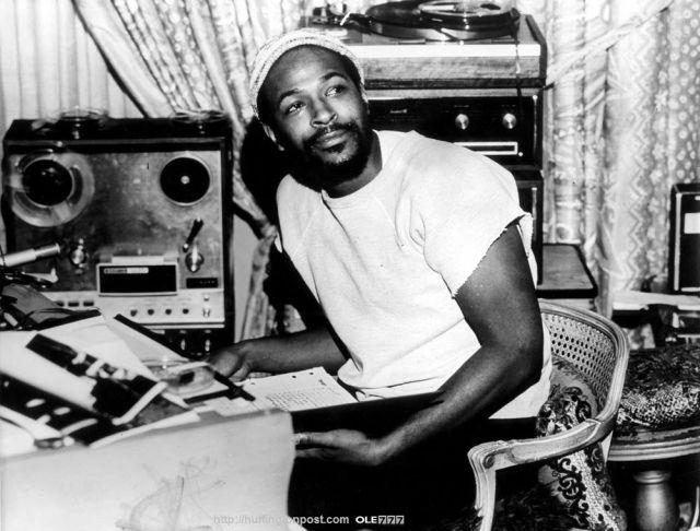 Marvin Gaye Dibunuh Ayahnya - 1 April 1984