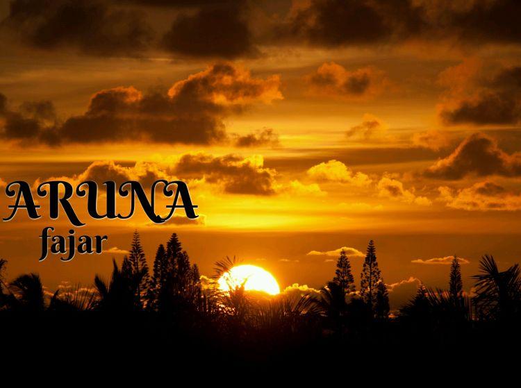 Hai, Aruna!