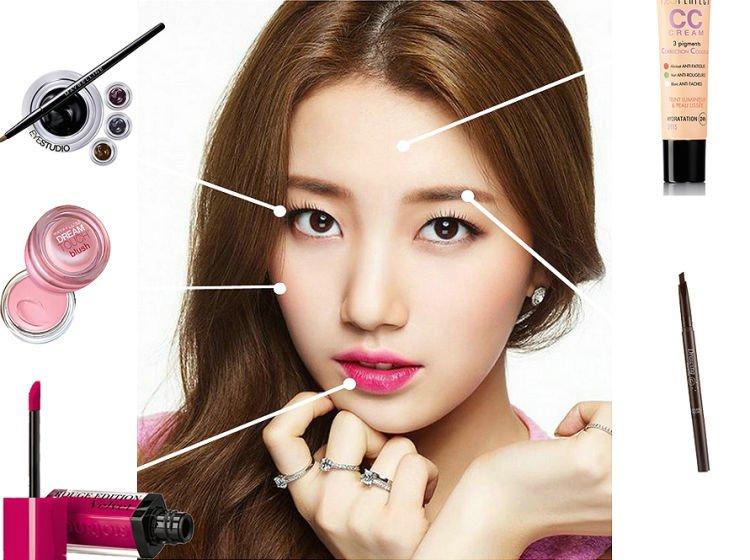 Tips-Make-Up-Natural-Ala-Wanita-Korea