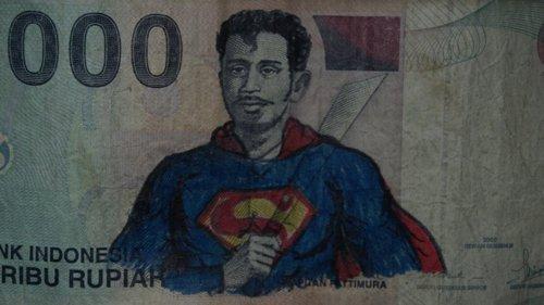Uang 1000an Yang Dibikin Lucu