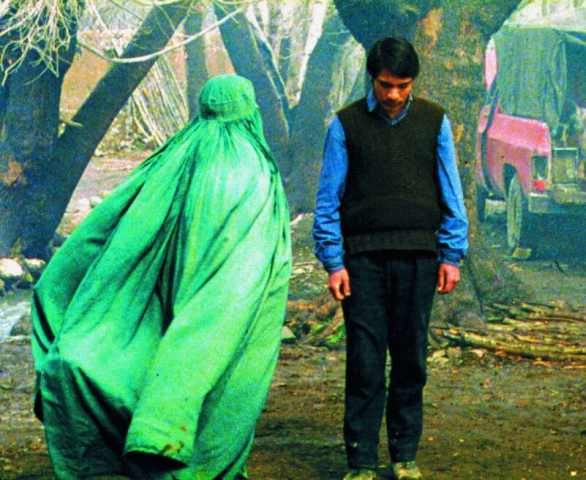 Baran, sebuah film tentang cinta yang tulus tanpa pamrih.