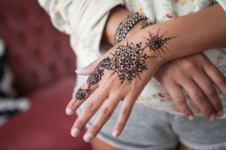 henna tato