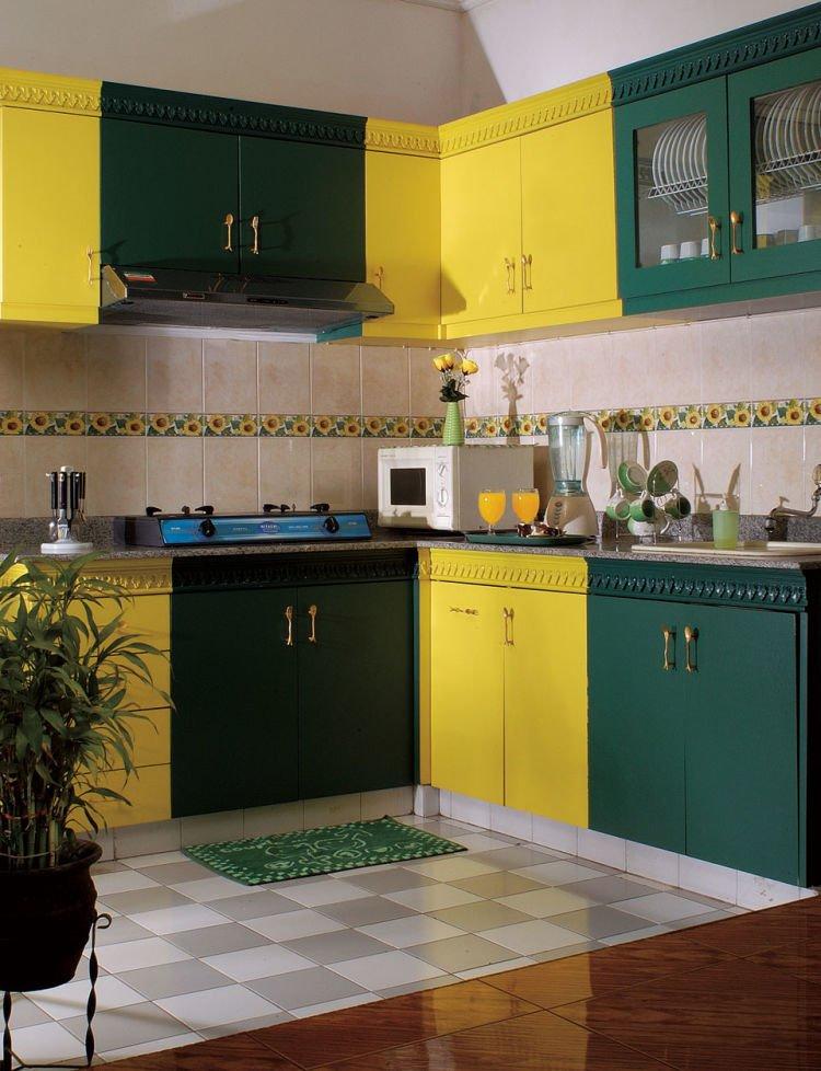 kuning-hijau
