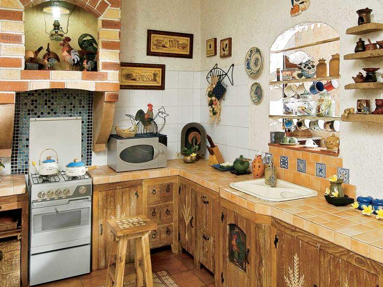 dapur kayu