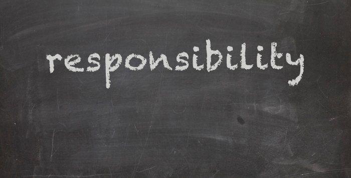 tanggung jawab itu perlu