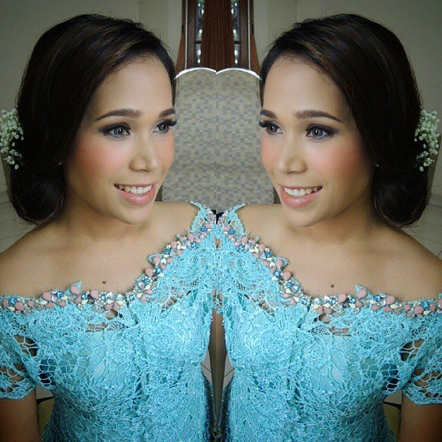 make up natural yang super cantik @kebaya_inspiration