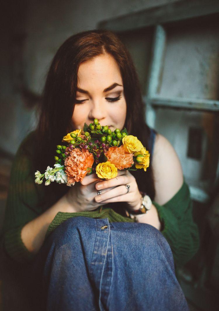 Aroma bunganya yang menenangkan