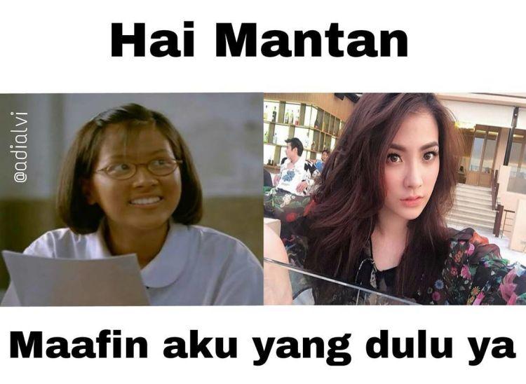Aktris Thailand juga ada