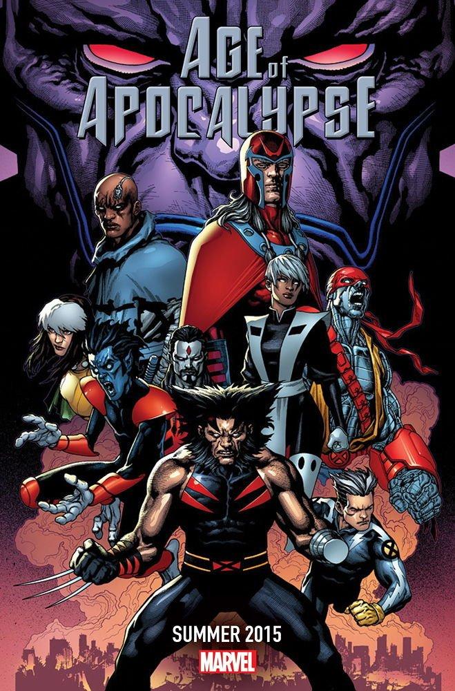 Komik Apocalypse di tahun 2015