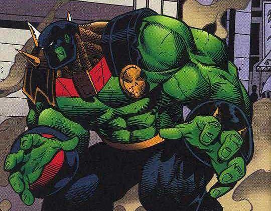 Hulk aja bisa tunduk ama doi