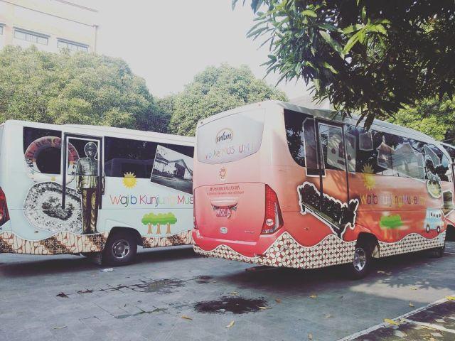 Bus Wajib Kunjung Museum