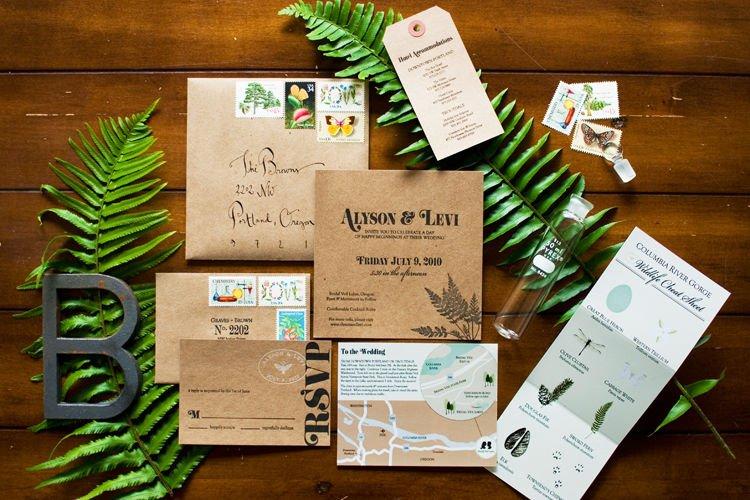 Matrimonio Tema Botanico : Inspirasi resepsi pernikahan ramah lingkungan