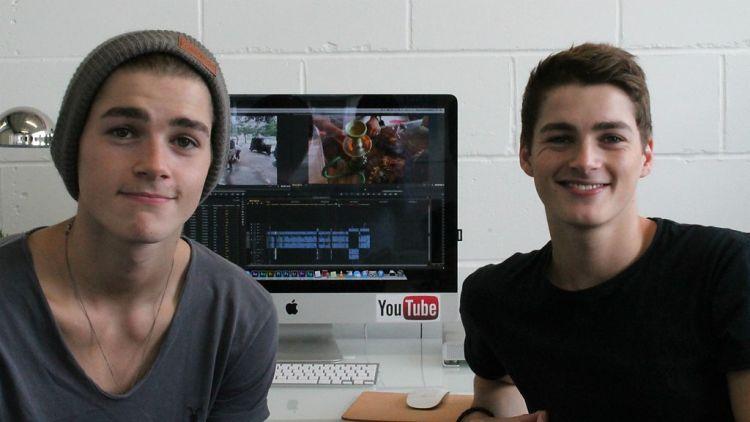 Nge-vlog sama Finn & Jack, si kembar ganteng!