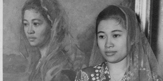 Fatmawati Soekarno Putri, Ibu negara yang bersahaja.