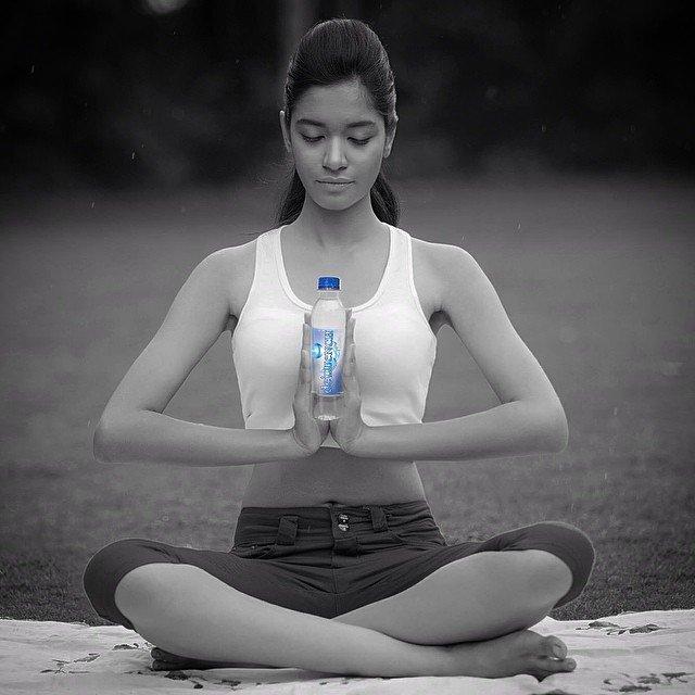 Air putih adalah solusi