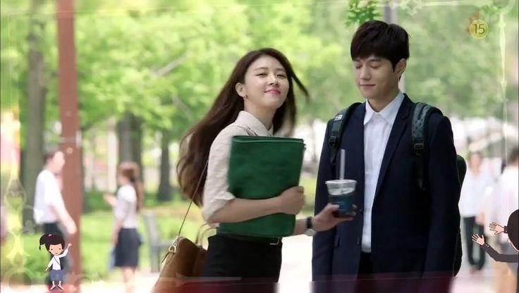 this is korean drama!
