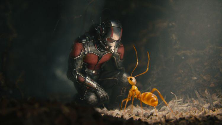 Superhero segede semut