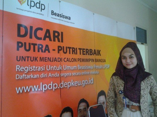 Beasiswa LPDP yang masih jadi hits di kalangan scholarship hunter.