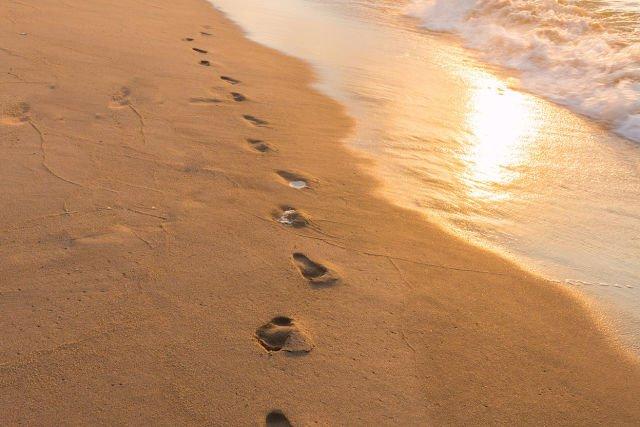 Katakan jika langkah kaki ini tak akan terhenti.