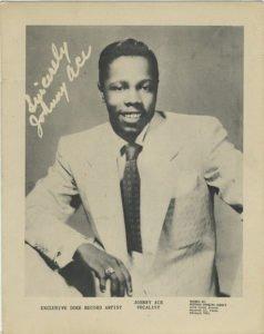 Johnny Marshall Alexander