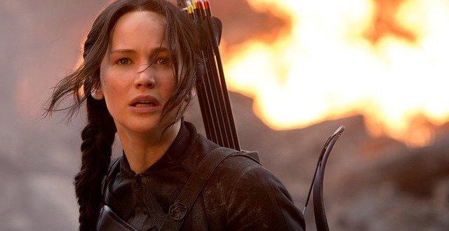 Katniss Everdeen, ketangguhannya bikin cowok jiper.