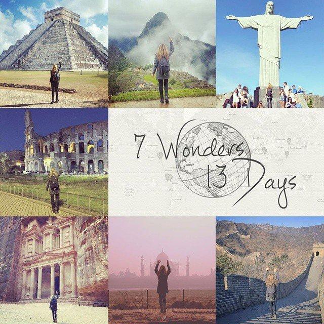 #7Wonders13days
