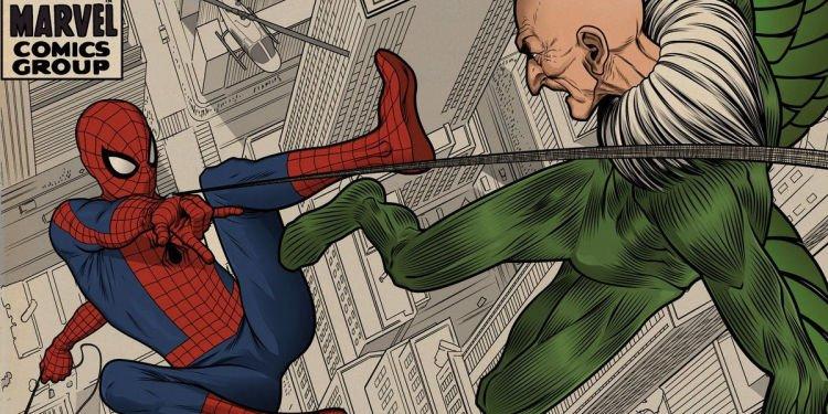 Spiderman vs The Vulture