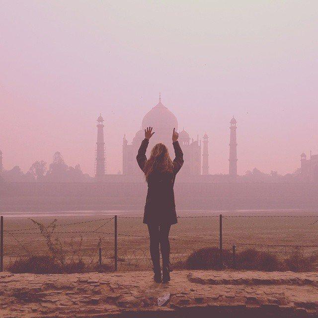 Hari kesebelas. Taj Mahal.