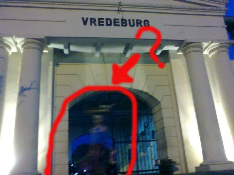 Vredeburg.