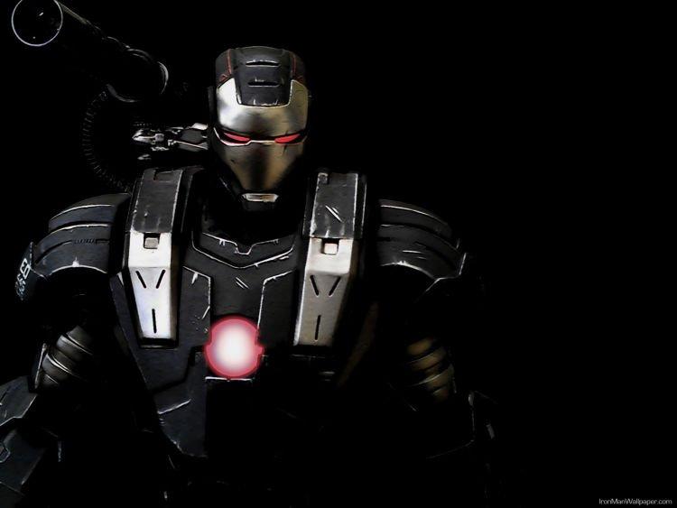 Tandemnya Iron Man