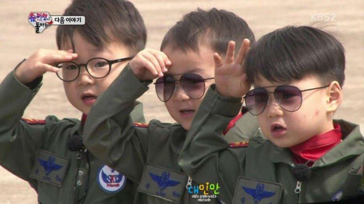 Song triplet, saingannya Song Joong Ki :p