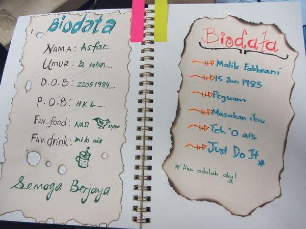 buku diari