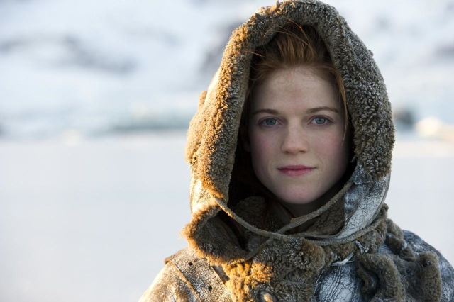 You know nothing, Ygritte!