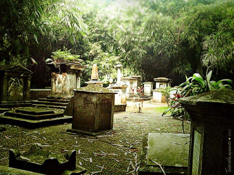 Kuburan Belanda.