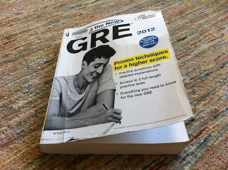 Meski tes GRE memiliki tingkat kesulitan berkali lipat dari IELTS, tapi Waskito gigih memperjuangkannya.