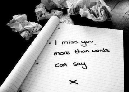 Aku sangat merindukanmu Ibu..