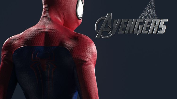 Si laba-laba nyamperin Avengers juga akhirnya