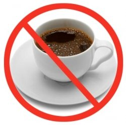 no coffee dulu sementara