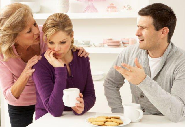 kalau ada masalah rumah tangga, mertua langsung tahu